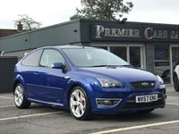 USED 2007 57 FORD FOCUS 2.5 ST 3d 225 BHP