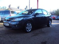 2008 FORD FOCUS 1.6 STYLE 5d 100 BHP £2550.00