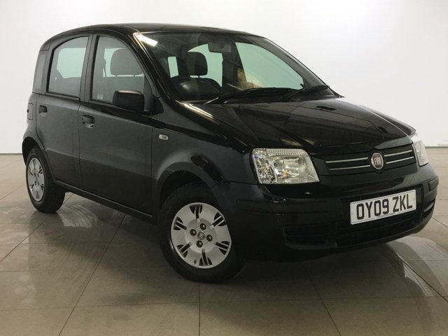 View our 2009 09 FIAT PANDA 1.2 DYNAMIC ECO 5d 60 BHP