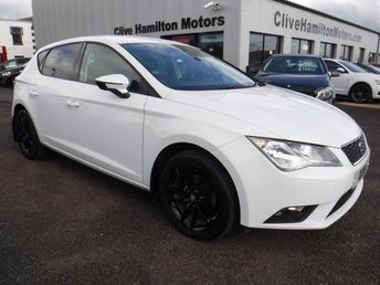 2016 SEAT LEON 1.6 TDI SE 5d 110 BHP Appearance Pack £SOLD