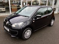 2014 VOLKSWAGEN UP 1.0 MOVE UP 3DR HATCHBACK 59 BHP £5698.00