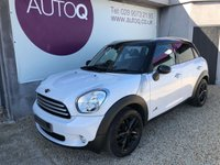 USED 2012 62 MINI COUNTRYMAN 2.0 COOPER D ALL4 5d AUTO 110 BHP