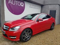2013 MERCEDES-BENZ C CLASS 2.1 C250 CDI BLUEEFFICIENCY AMG SPORT PLUS 2d AUTO 202 BHP £13995.00
