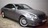 USED 2010 MERCEDES-BENZ S CLASS 3.0 S350 CDI BLUEEFFICIENCY 4d 235 BHP