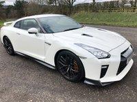 2016 NISSAN GT-R 3.8 PRESTIGE 2d AUTO 562 BHP £64495.00