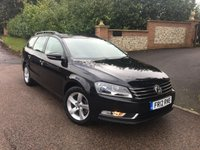 USED 2012 12 VOLKSWAGEN PASSAT 2.0 S TDI BLUEMOTION TECHNOLOGY DSG 5d AUTO 139 BHP PLEASE CALL TO VIEW