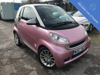 2007 SMART FORTWO 1.0 PASSION 2d AUTO 70 BHP £3495.00