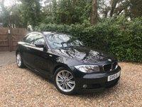 2010 BMW 1 SERIES 2.0 120D M SPORT 2d AUTO 175 BHP £8489.00