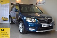 2015 SKODA YETI 1.2 SE TSI DSG 5d AUTO 109 BHP £13375.00