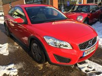 USED 2009 59 VOLVO C30 1.6 D DRIVE S 3 DOOR 109 BHP IN RED WITH FULL SERVICE HISTORY APPROVED CARS ARE PLEASED TO OFFER THIS  VOLVO C30 1.6 D DRIVE S 3 DOOR 109 BHP IN RED WITH FULL SERVICE HISTORY AND 9 SERVICE STAMPS SERVICED AT 1600 MILES,6K,14K,22K,32K,42K,51K AND 62K IN GREAT CONDITION AND SUPER RELIABLE AND ECONOMICAL.