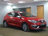 USED 2014 14 RENAULT MEGANE 1.6 KNIGHT EDITION VVT 5d 110 BHP++++VERY ECONOMICAL FAMILY CAR+++++