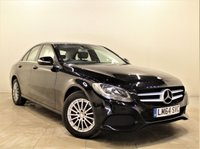 USED 2014 64 MERCEDES-BENZ C CLASS 2.1 C220 BLUETEC SE 4d 170 BHP + 1 OWNER +  SERVICE HISTORY +  AIR CON + AUX + BLUETOOTH