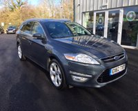 USED 2012 62 FORD MONDEO 2.0 TDCI TITANIUM 163 BHP THIS VEHICLE IS AT SITE 1 - TO VIEW CALL US ON 01903 892224