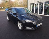 USED 2015 15 FORD FOCUS 1.5 TDCI TITANIUM NAVIGATOR 120 BHP THIS VEHICLE IS AT SITE 1 - TO VIEW CALL US ON 01903 892224