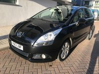 USED 2013 13 PEUGEOT 5008 2.0 HDI ACTIVE 5d AUTO 163 BHP