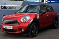 2013 MINI COUNTRYMAN 1.6 COOPER D ALL4 5d 112 BHP £11920.00