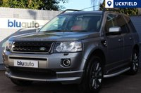 2013 LAND ROVER FREELANDER 2.2 SD4 DYNAMIC 5d AUTO 190 BHP £19820.00