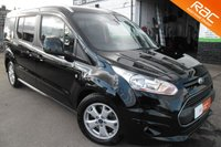 2015 FORD GRAND TOURNEO CONNECT 1.6 TITANIUM TDCI 5d 114 BHP £13250.00