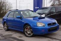 USED 2005 55 SUBARU IMPREZA 2.0 WRX TURBO 5d 224 BHP Full Subaru Service History
