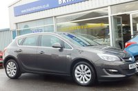 USED 2015 15 VAUXHALL ASTRA 1.6 ELITE 5d AUTOMATIC