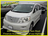 USED 2004 54 TOYOTA ALPHARD TOYOTA ALPHARD 3.0 MX G EDITION 7 Seats Only 66400Miles. +66K+HEATED LEATHER+SUNROOF+