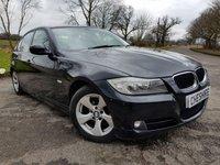 2011 BMW 3 SERIES 2.0 320D EFFICIENTDYNAMICS 4d 161 BHP £5275.00