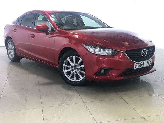 View our 2014 64 MAZDA 6 2.2 D SE-L NAV 4d 148 BHP