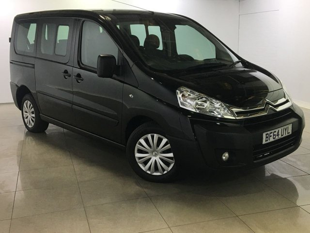 View our 2015 64 CITROEN DISPATCH 2.0 COMBI L1H1 HDI SX 5d 126 BHP