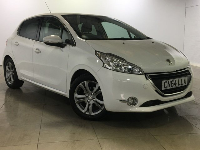 View our 2014 64 PEUGEOT 208 1.2 ALLURE 5d 82 BHP