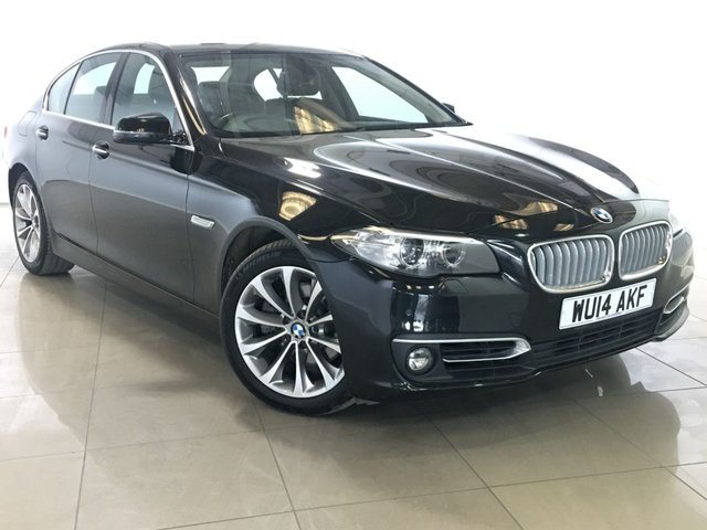 View our 2014 14 BMW 5 SERIES 2.0 520D MODERN 4d AUTO 181 BHP