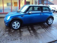 2006 MINI HATCH ONE 1.6 One £2225.00