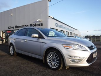 2013 FORD MONDEO 2.0 ZETEC BUSINESS EDITION TDCI 5d 138 BHP Sat Nav £SOLD