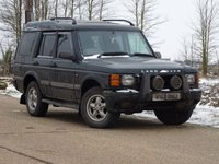 2000 LAND ROVER DISCOVERY 2.5 TD5 GS 7STR 5d 136 BHP £1950.00