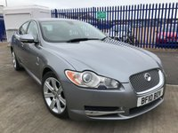 2010 JAGUAR XF 3.0 V6 LUXURY 4d AUTO 240 BHP £8995.00