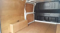 USED 2012 FORD TRANSIT 280 SWB 100BHP WITH ONLY 19,000 MILES  FROM THE NHS