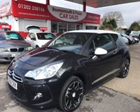 USED 2010 59 CITROEN DS3 1.6 DSPORT 3d 155 BHP