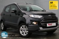 USED 2014 14 FORD ECOSPORT 1.0 TITANIUM 5d 124 BHP FORD SYNC + PARK ASSIST