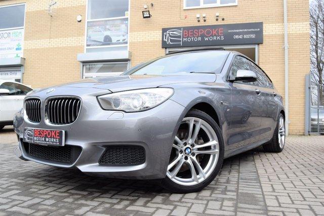 2015 15 BMW 5 SERIES 530D M SPORT GRAN TURISMO AUTOMATIC