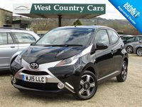 USED 2015 15 TOYOTA AYGO 1.0 VVT-I X-CLUSIV 5d 69 BHP Only 1 Owner From New