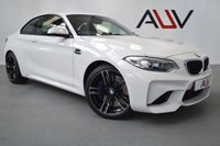USED 2017 17 BMW 2 SERIES 3.0 M2 2d 365 BHP