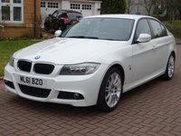 2011 BMW 3 SERIES 2.0 318D PERFORMANCE EDITION 4d AUTO 141 BHP £10900.00