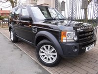 2007 LAND ROVER DISCOVERY 2.7 3 TDV6 SE 5d 188 BHP £11995.00