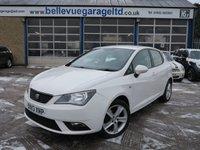 2013 SEAT IBIZA 1.4 TOCA 5d 85 BHP £5695.00