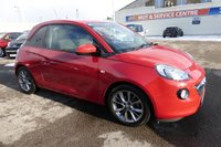 USED 2015 15 VAUXHALL ADAM 1.2 JAM 3d 69 BHP LOW MILES * LOW INS * GOT BAD CREDIT * WE CAN HELP *