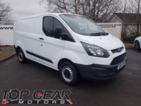 USED 2016 16 FORD TRANSIT CUSTOM 290 2.2 100-170 BHP L1 H1 **CHOOSE FROM 70 VANS**