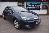 USED 2011 60 VAUXHALL ASTRA 1.6 SRI 5d 113 BHP HISTORY-ALLOYS-F&R PARK AID Service History, A/C, Cruise Control, F & R Parking Aid