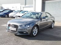 2015 AUDI A4   SE TECHNIK ULTRA  TDI £SOLD