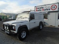 2003 LAND ROVER DEFENDER 2.5 110 TD5 COUNTY HARD TOP 1d 120 BHP £10995.00