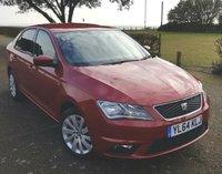 2015 SEAT TOLEDO 1.4 TSI SE DSG 5d AUTO 122 BHP £9495.00
