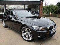 2014 BMW 3 SERIES 2.0 320D M SPORT TOURING 5d AUTO 181 BHP £15500.00